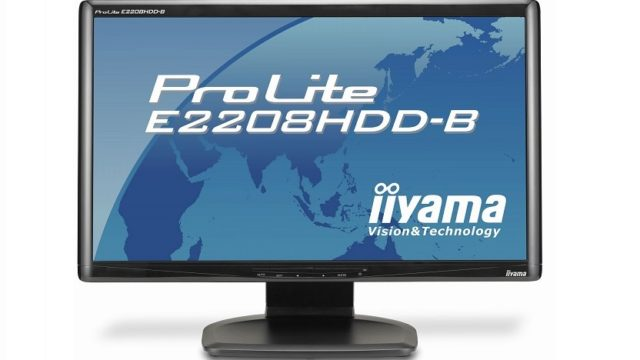 iiyama PROLITE E2208HDD ディスプレイ 分解・修理