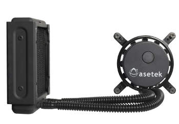 asetek 545LC 簡易水冷 クーラント液 補充交換